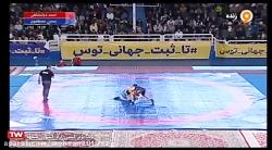 لیگ برتر کشتی مشهد
