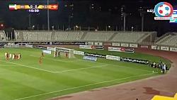 خلاصه بازی ایران قرقیزستان - مقدماتی قهرمانی فوتبال آسیا جوانان