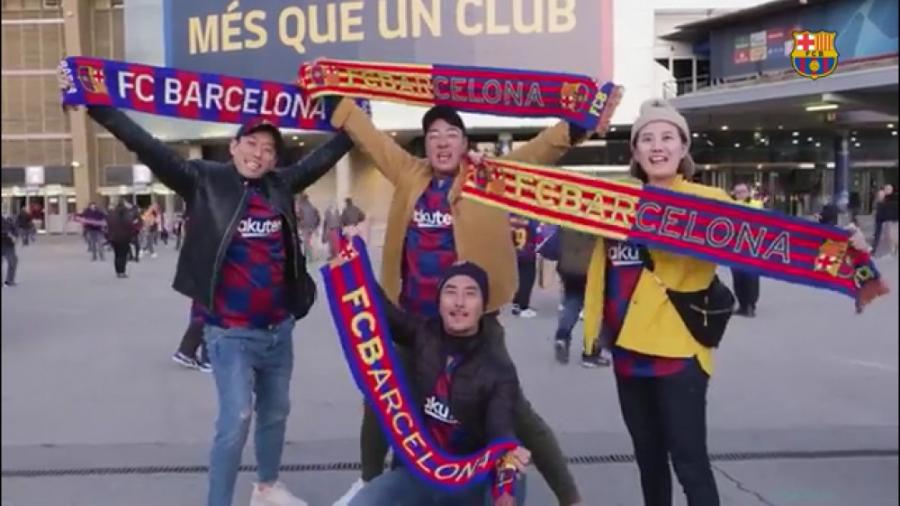 پشت صحنه ی بارسلونا ۰-۰ اسلاویاپراگ
