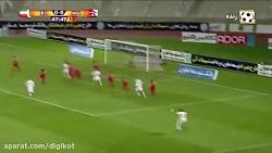 خلاصه بازی ایران 4 - 0 نپ...