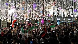 جشن شب قبل از افتتاحیه ...