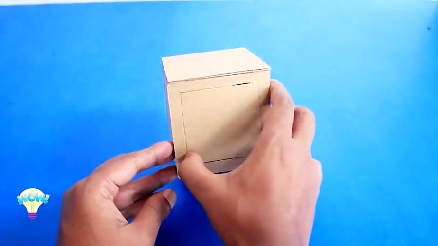 طرز تهیه قفل کارتن مینی هوشمند
