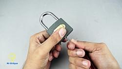 4 ترفند برای باز کردن قفل بسته بدون استفاده از کلید