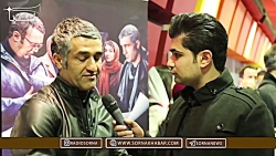 پژمان جمشیدی : امیدوارم شاهد آشتی بیشتر مردم با سینما باشیم