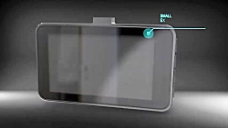 تیزر معرفی دوربین خودرو مدل F1-B وی استارکم