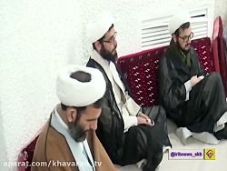 خبر ساعت 20 شبکه خاوران 1...