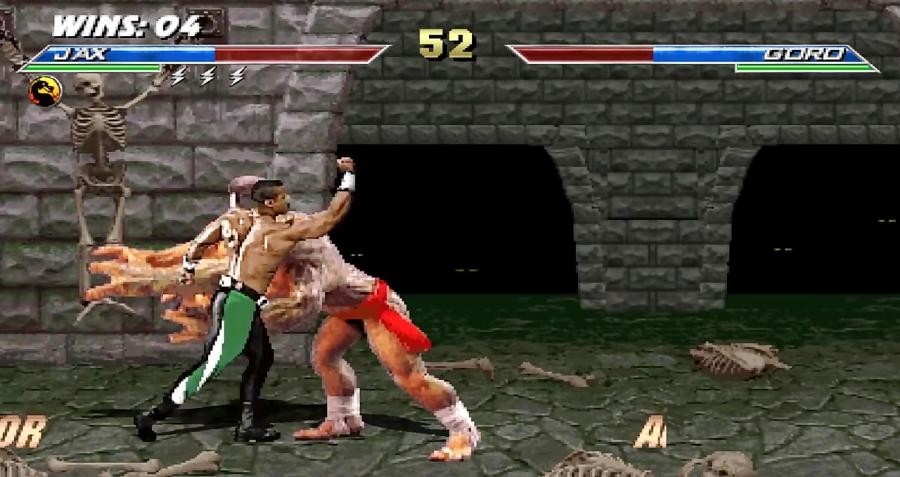 Mortal Kombat Chaotic (2019) Season 2.3 - Jax MK2 Full