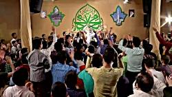ولایت اش اصول دینه حیدر-سرود-میلاد حضرت محمد ص97-کربلایی حسین طاهری
