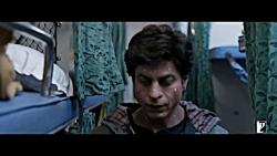 سکانس های از فیلم اکشن شاهرخ خان