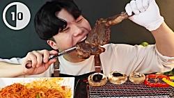 چالش غذاخوری اسمر - فود اسمر