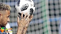 نیمار در جام جهانی  دل ب...