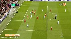 خلاصه بازی لیورپول 3 - 1 منچسترسیتی