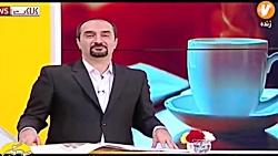 سوتی و پشت پرده های باحال سریال ایرانی ستایش ۳