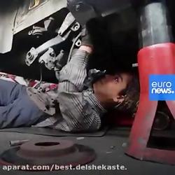 دختران مکانیک ایرانی: میخوایم گاراژ دخترونه راه بندازیم!