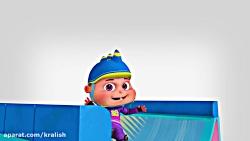 انیمیشن سریالی نوزادان زول قسمت 2 - بازی تخم مرغ و قاشق