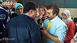 سکانسی از سریال پایتخت 5