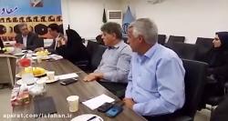 ترکیب علم و اجرا در اتاق فکر مدیریت بحران شهری شهرداری اصفهان