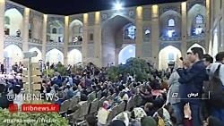 گزارش واحد مرکزی خبر از افتتاحیه دوازدهمین جشنواره موسیقی نواحی ایران