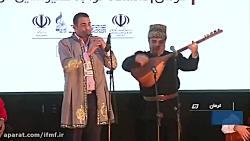 گزارش واحد مرکزی خبر از اختتامیه دوازدهمین جشنواره موسیقی نواحی ایران