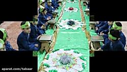 جشن قرآن کلاس اولی ها در یک نگاه