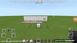 آموزش ساخت ۳ موب در ماینکرافت