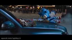 داغ! تریلر جدید فیلم «سونیک» با ظاهر جدیدش منتشر شد! + تریلر بین المللی! (Sonic)
