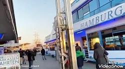 کشتی سواری هامبورگ
