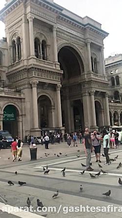 سفر ب ایتالیا با یزدانگشت سفیران 02141454