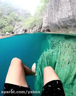 دریاچه باراکودا در فیلیپین