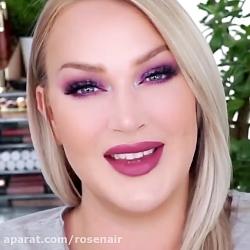 آموزش آرایش صورت آرایش چشم آرایش لب و انواع میکاپ شماره 9
