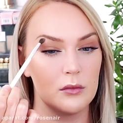 آموزش آرایش صورت آرایش چشم آرایش لب و انواع میکاپ شماره 10