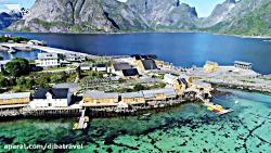 آژانس دیبا | پرواز بر فراز نروژ