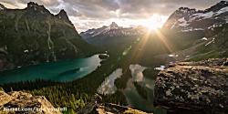 تصاویر حیرت انگیز از زیبایی های کانادا