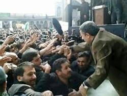 دکتر احمدی نژاد زودتر ب...