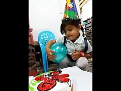 تولدش بود