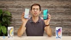 بررسی کامل گوشی هایgalaxy A50, a30