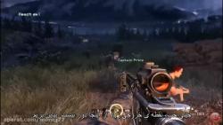 گیم پلی داستانی بازی Call of Duty 4: Modern Warfare 1 با زیرنویس فارسی #2