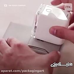 کوچکترین چاپگر پرتابل دنیا