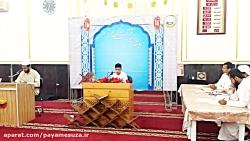 برگزاری ششمین دوره مسابقه حفظ قرآن کریم ویژه نوجوانان شهر سوزا