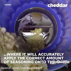 ماشین تولید چیپس