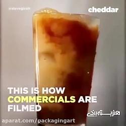 ویدیوی بسیار جالب از روش ساخته شدن ویدیوهای تبلیغاتی