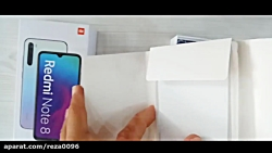 ,جعبه گشایی ردمی نوت 8(Redmi Note 8)