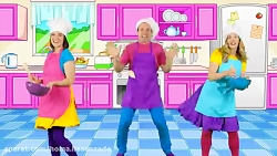 آشپزی در آشپزخانه