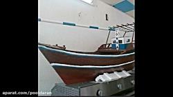 فروش کشتی دکوری