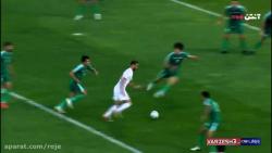 خلاصه بازی ایران 1 - عراق 2  :: مقدماتی جام جهانی 2020