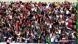 خلاصه بازی ایران-عراق