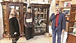 کافه خبر وگزارش حسین آقا یوسفی  از رحمت الله راعی مدیرموزه مردم شناسی دهق