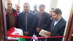 افتتاح آموزشگاه آزاد دستخط با حضور مسولان