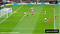خلاصه بازی انگلیس 7 -0 مونته نگرو