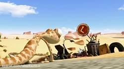 انیمیشن (اسکار) قسمت 17 دوبله فارسی